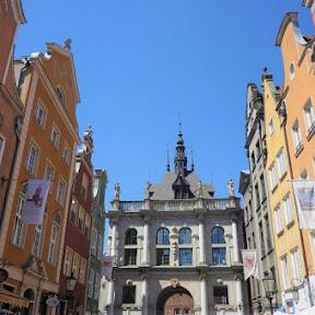 ポーランドの華麗なる港町・グダンスクでしたい8つのこと