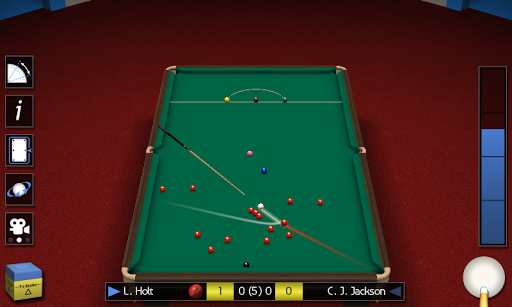 Pro Snooker 2020 1.39 screenshots 6