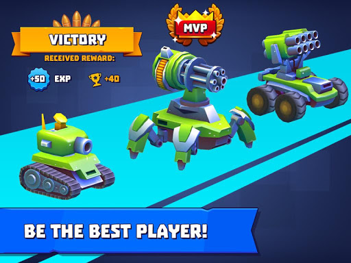Tanks A Lot! - Realtime Multiplayer Battle Arena 1.30 screenshots 11