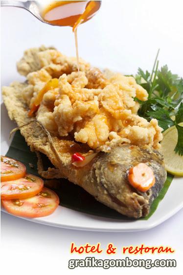 aneka masakan ikan masakan khas tradisional