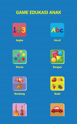 Game Edukasi Anak Lengkap 2.1 screenshots 4