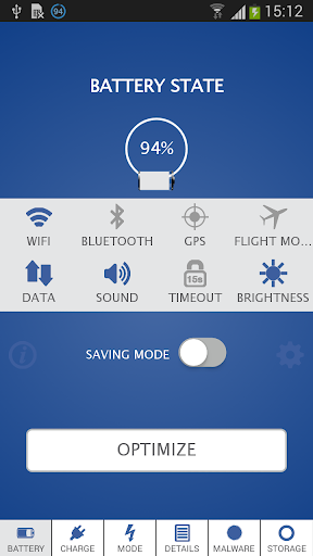 Battery Saver - Clean Boost