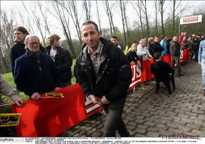 Andrea Tafi kreeg veel kritiek te verwerken na onderneming om Parijs-Roubaix nog eens te rijden