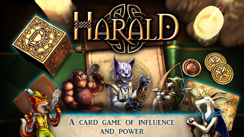 Harald: A Game of Influence v1.0