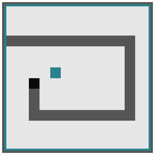 Finger Snake 8 Bit Retro (game)