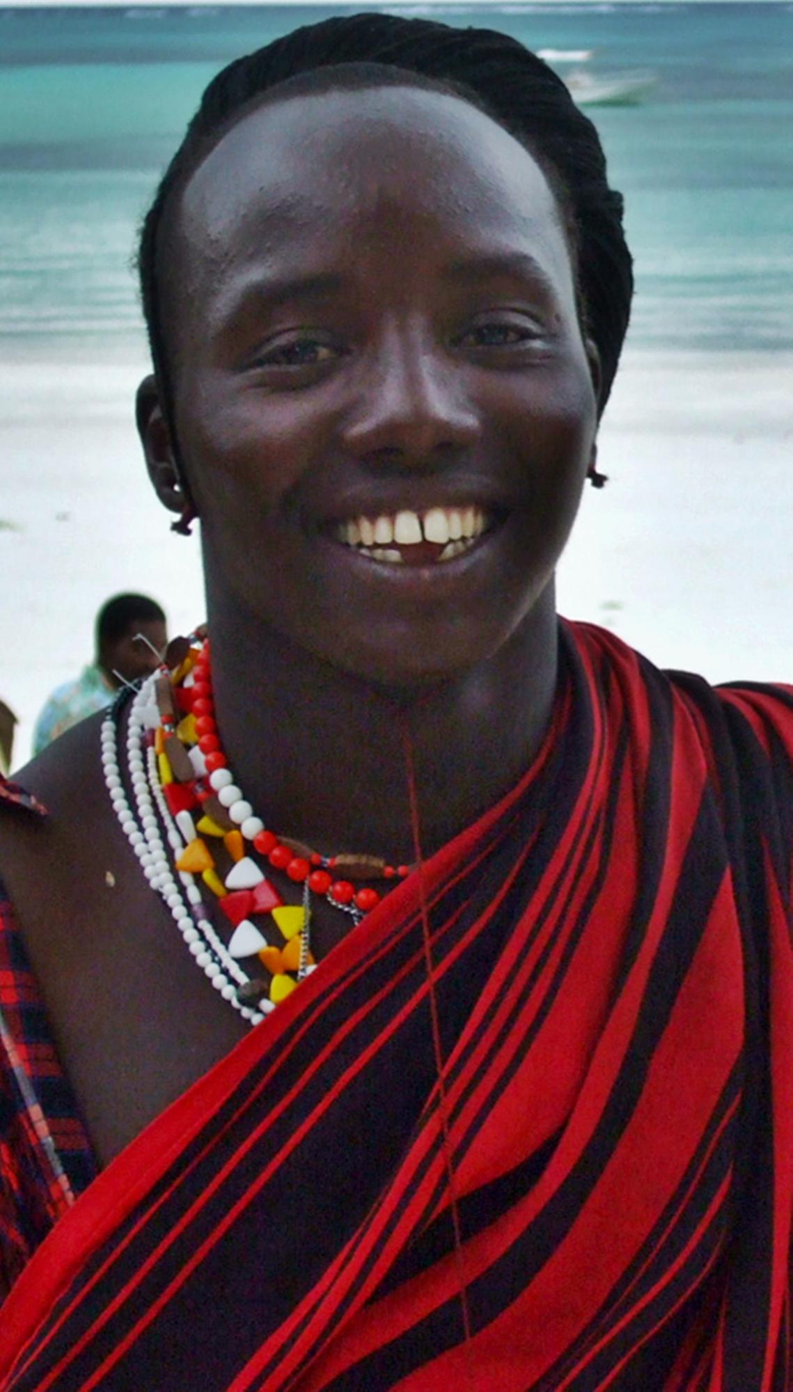 il sorriso del Masai di MaxFelice