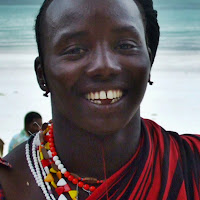 il sorriso del Masai di