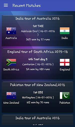 Live Cricket Scores & Updates - Total Cricinfo  4