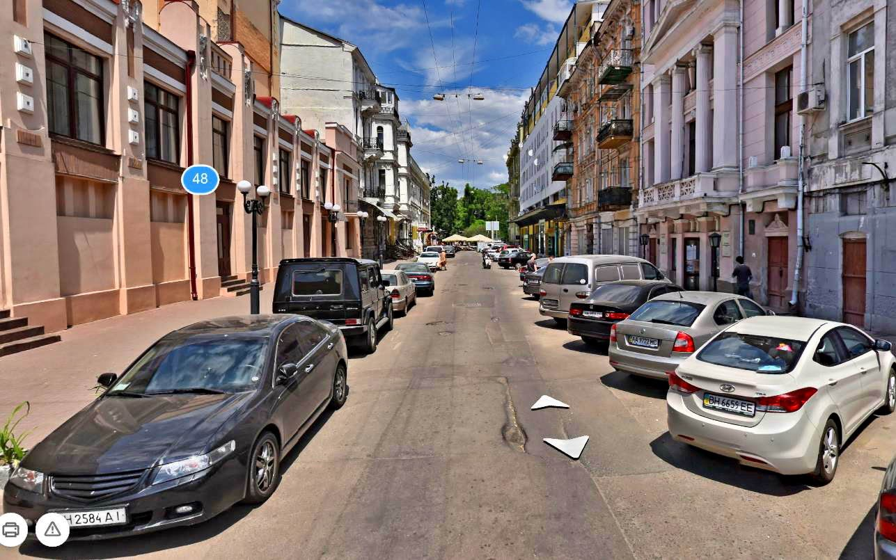 WgJxj-X6SM8U8csK-qjVfqlazuFjWc2mqkFGnxrC9PDG38L18HaK4daNE612Oy4B1yAQ7-ixVF-LUjQ=w1440-h810-no Невероятное преображение: из переулка возле Дерибасовской убрали все авто