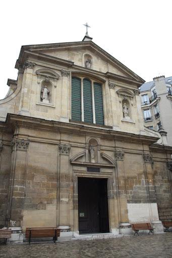 photo de Saint-Joseph des Carmes