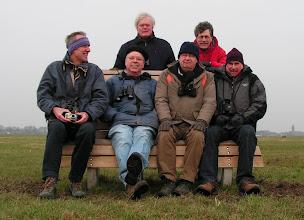 Photo: Staand: Leon en Fried Zittend: Ton,  Ron,  Henk en Eric Fotograaf: Antoni