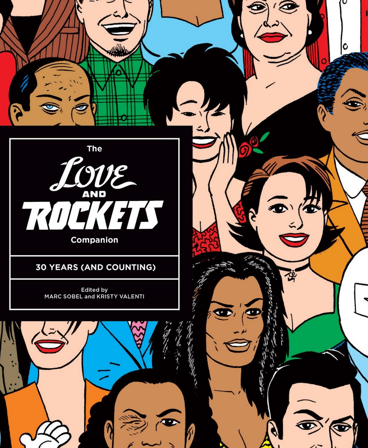 The Love and Rockets Companion: 30 Years (And Counting) (2013)