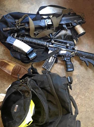 Vrou in 'n onwettige wapensaak in die hof - SowetanLIVE