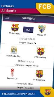FC Barcelona Official App screenshot 03