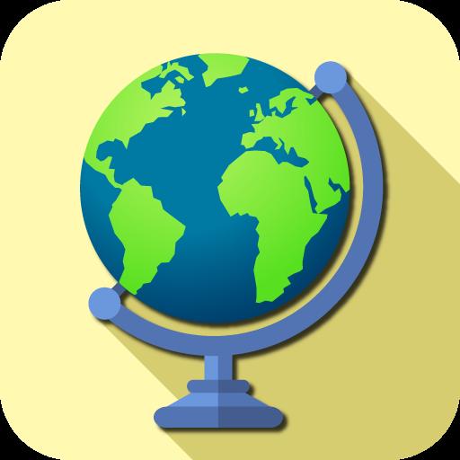 物理世界地图 教育 App LOGO-硬是要APP