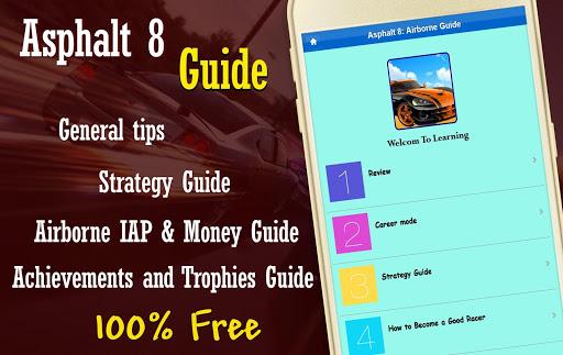 Best Guide for Asphalt 8