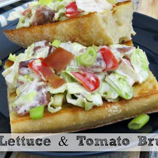 BLT Bruschetta Recipe | Great Game Day Appetizer!