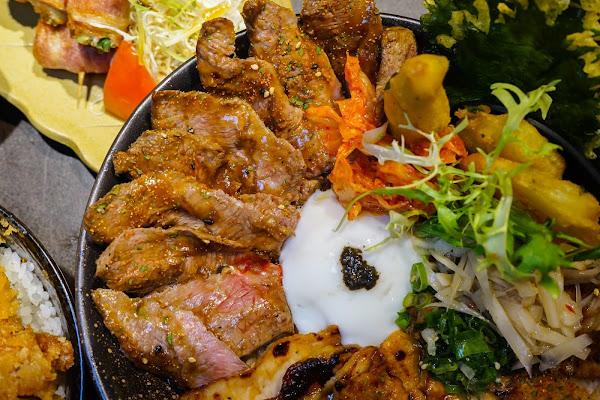 東區燒肉飯|漂丿燒肉食堂
