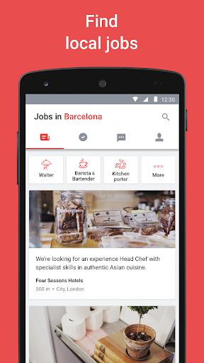 JOB TODAY u2013 jobs in 24hrs  screenshots 2