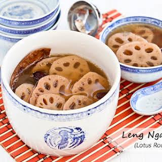 Leng Ngau Tong (Lotus Root Soup).