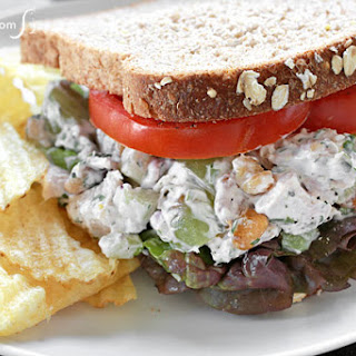 Tarragon Chicken Salad.