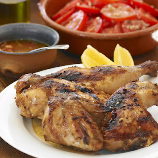 Portuguese Chicken with Piri Piri Sauce