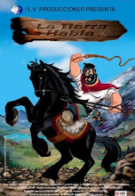 Photo: AFICHE/POSTER Presentación del Teaser de la película animada LA TIERRA HABLA. Gaiman. Chubut. República Argentina. DON COSME SALUSTIANO ALVARADO PERSONAJE. DON COSME/ LA TIERRA HABLA. Director de animación: VÍCTOR DARÍO LEALI. © Copyright LA TIERRA HABLA, año 2010. IVONNE LUCIA JUAN SANTANA. BOCETOS