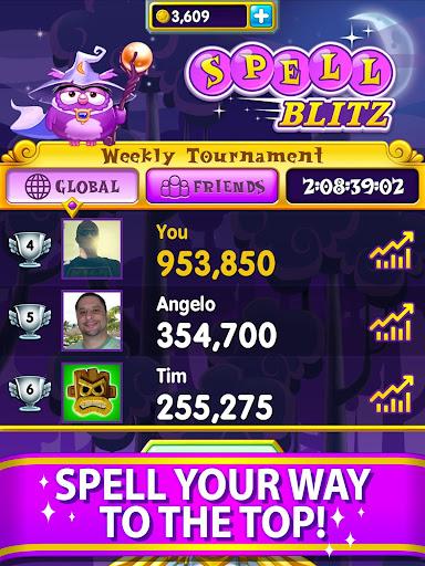 Spell Blitz screenshot 12