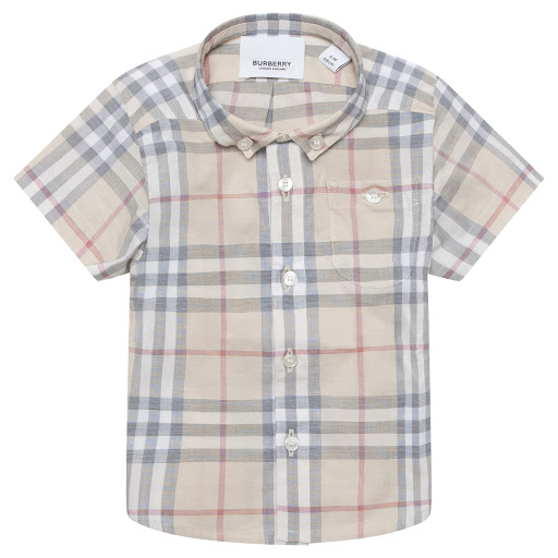 Primary image of Burberry Baby Boy Faded Shirt