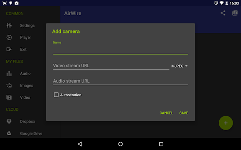 AirWire (UPnP/DLNA)- screenshot thumbnail