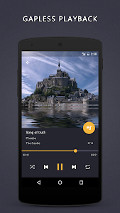 Pulsar Music Player v1.2.2 build 15 Pro (Patched)