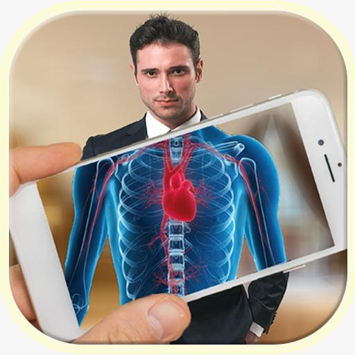 Body Scanner Free Real Camera X-Ray Cloth Prank for PC