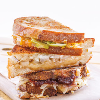 3 Killer DIY Grilled Cheese Sandwiches from Cheese Plate PDX.