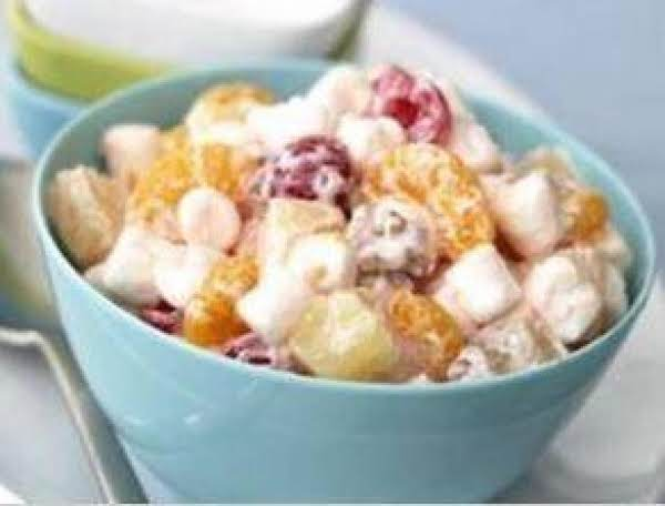 Hawaiian Fruit Salad Recipe