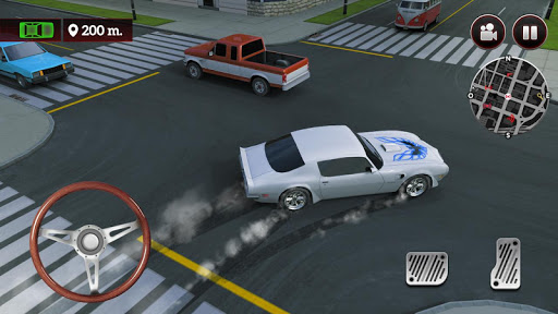 Drive for Speed: Simulator 1.11.5 screenshots 1