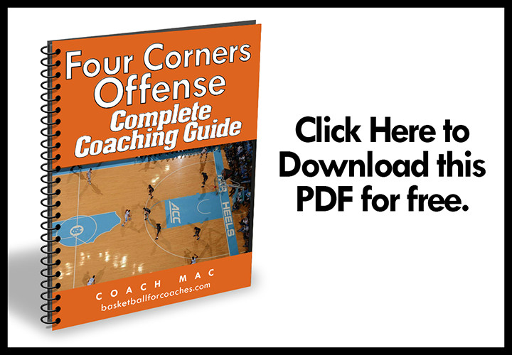four corners offense download