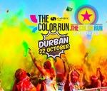 The Color Run Durban - Superhero Tour : Durban North College