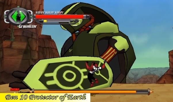 Ben 10 earth protector cheats