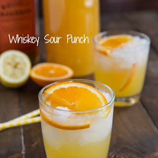 Whisky Sour Punch.