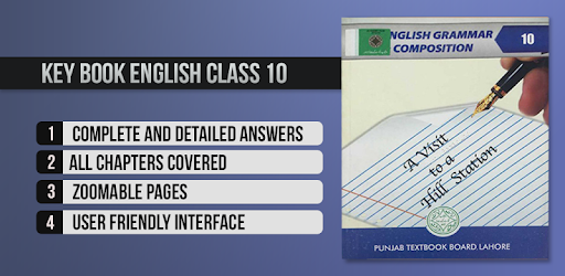 Key Book English Class 10(PTB) - Apps on Google Play