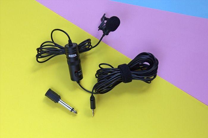 Mikrofon BOYA BY-M1