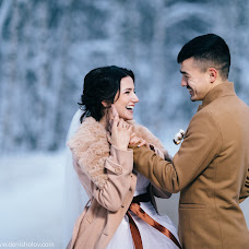 Wedding photographer Denis Frolov (DenisFrolov). Photo of 13.01.2017