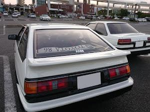 カローラレビン AE86 S62年 GT-APEXのカスタム事例画像 ae86kiwamiさんの2018年05月11日18:04の投稿