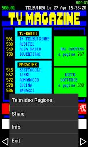 Televideo Rai screenshot 4