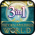 Hidden Object - Mystery Worlds icon