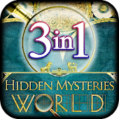 Hidden Object - Mystery Worlds Exploration Game