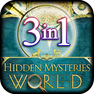 Hidden Object – Mystery Worlds for PC and MAC