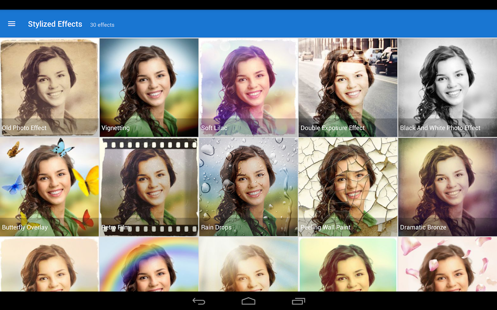 Photo Lab PRO Picture Editor: effects, blur & art  poster 5