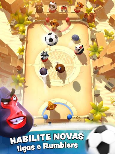 Futebol Rumble Stars screenshot 8