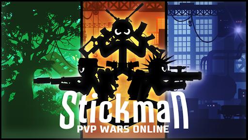 Stickman PvP Wars Online ss1
